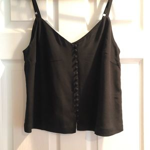 Madewell Button Front Tank
